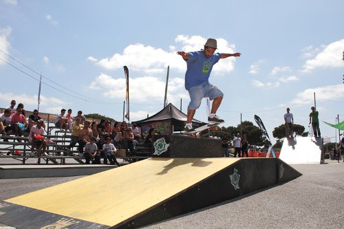Skate en Rock in Ria