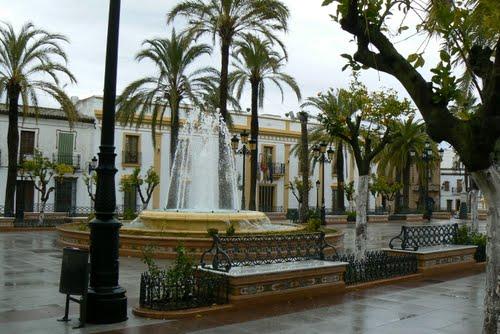 Plaza de España, La Palma del Condado