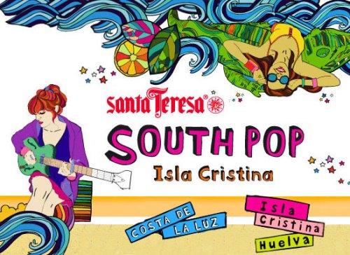 Cartel del South Pop Festival 2012