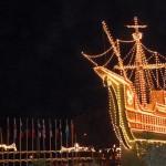 Las Fiestas Colombinas de Huelva