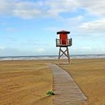 Por las playas de Punta Umbría