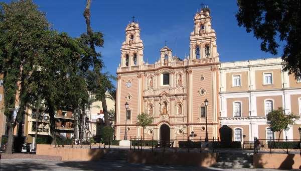 Catedral de La Merced en Huelva